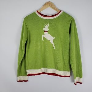 HANNA ANDERSSON Child's Christmas Holiday Sweater